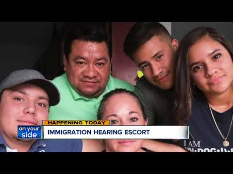 Cleveland faith leaders going to ICE check-in with undocumented man