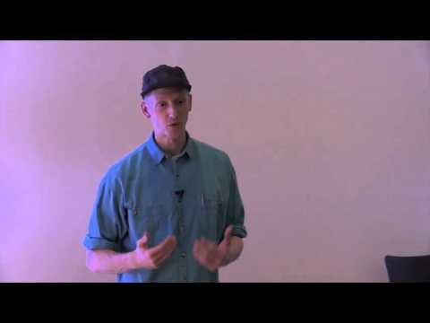 Artist Talk: Robert Tyree (highlights)