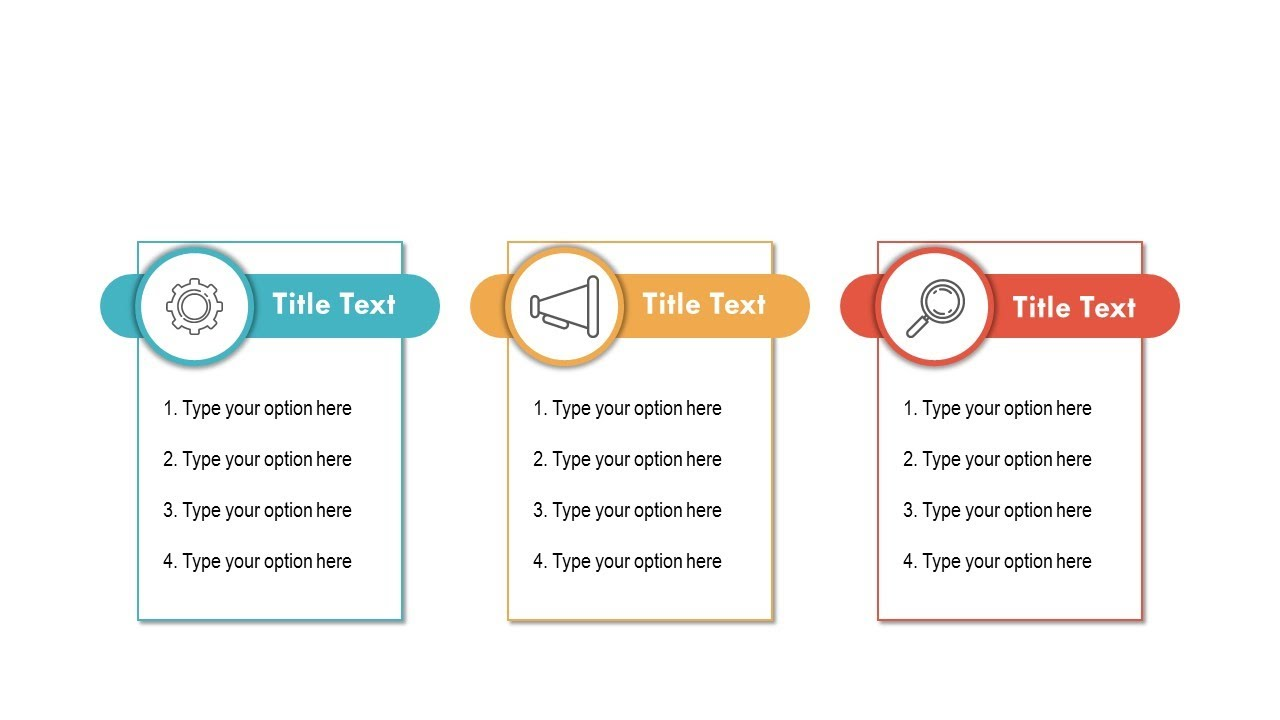 Cara Membuat Desain Slide Table di Powerpoint