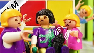 Playmobil Film deutsch | MOBBERN FALLE GESTELLT - Becky & Hannah sammeln Beweise | Familie Vogel