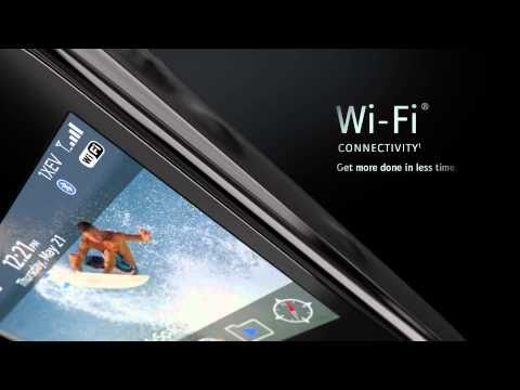 Introducing the BlackBerry Curve 3G from Sprint