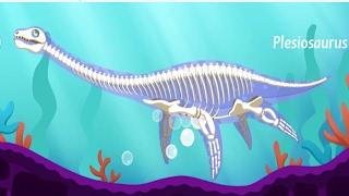 ❤️🌟Niños Aprenden sobre los Dinosaurios y Monstruos Marinos con Yateland Dino Park 3