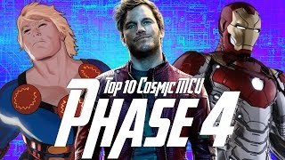 10 Movies We Could See in MCU Phase 4 - The Marvel Cosmic Universe