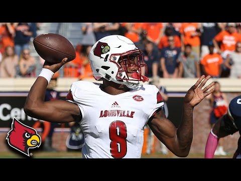 Louisville Game-Winning TD vs. UVA: Lamar Jackson to Jaylen Smith