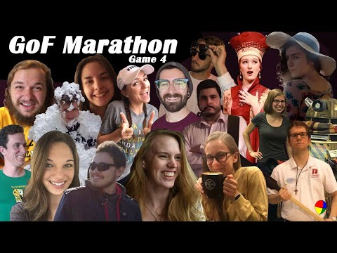 GoF Marathon: Game 4