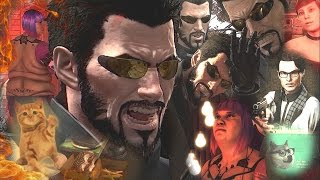 Deus Ex Mankind Divided a man can only augment so much Patreon httpswwwpatreoncomuseru3360824 Twitter httpstwittercomBedBanana Twitch