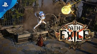 Path Of Exile - Ps4 Gameplay  Mmohuts Live