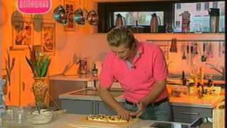 Баварский яблочный штрудель