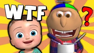 Johny Johny Yes Papa - The WTF YouTube Kids Cartoon