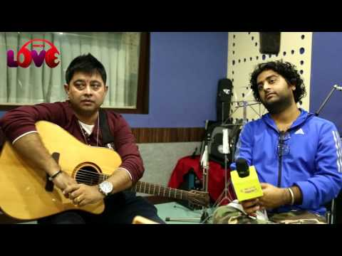 Rare and Exclusive Interview with Arijit Singh and Jeet Gann