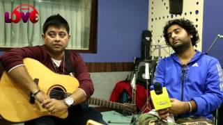 Rare and Exclusive Interview with Arijit Singh and Jeet Gannguli | RJ Neha | Radio Mirchi