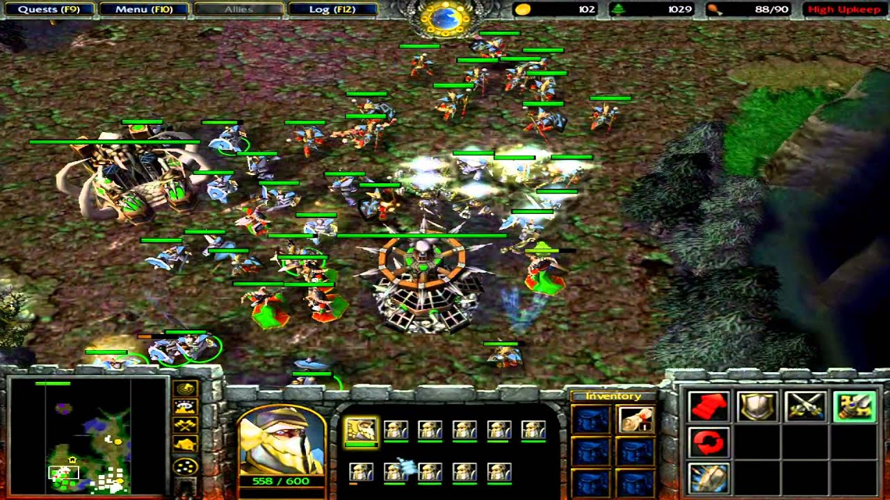 Download Custom Campaign Warcraft 3 Crowngenerous