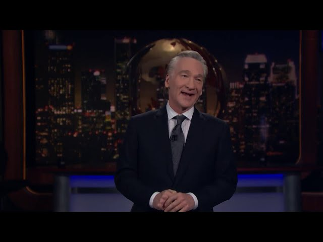 Monologue: Welcome Reality Deniers | Real Time with Bill Maher (HBO)