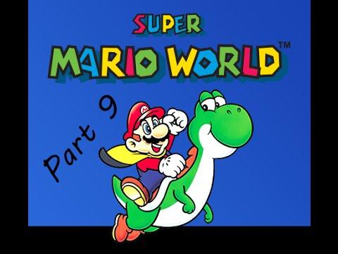 Lets Play Super Mario World Part 9; Ich greife nach den Sternen