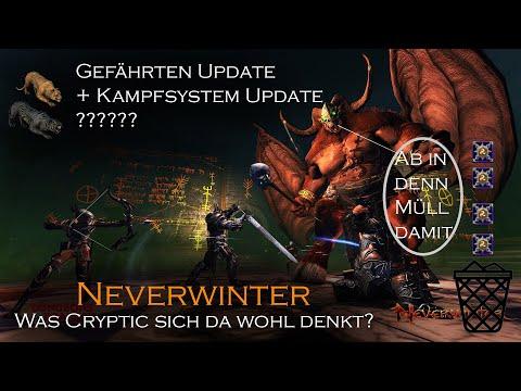 Neverwinter Gefährten Update.