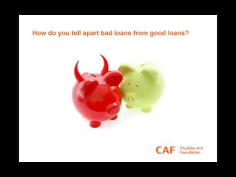 CAF Webinar: Nine misconceptions about social investment
