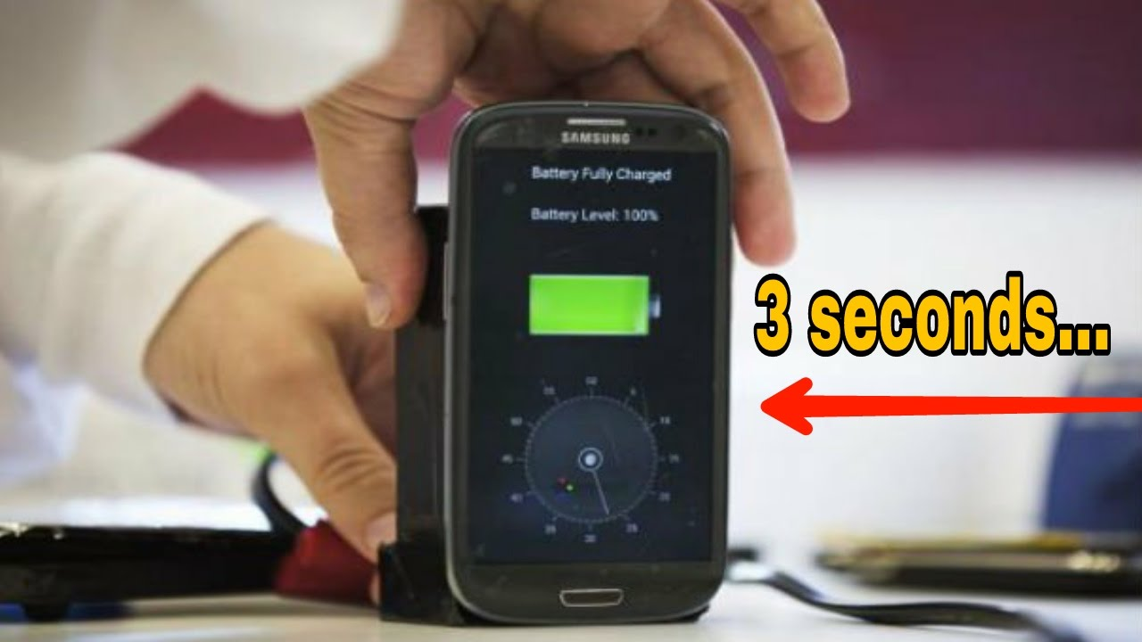 How to charge a new phone 40