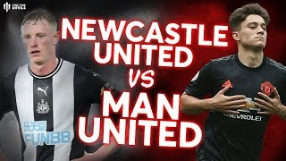 NEWCASTLE UTD V MAN UTD: Premier League Preview