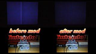 Maintaining your Nintendo Equipment: Super NES Vertical Band Fix