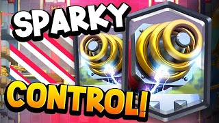 THE BEST SPARKY DECK EVER CREATED! ⚡️