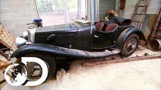 Richard & Dennis Bid For A 1938 Aston Martin | Fast N' Loud