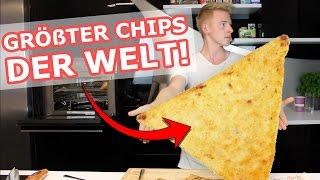 GRÖßTE Chips der WELT ! 😱 II RayFox