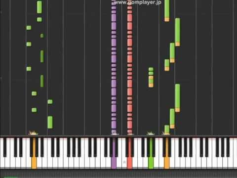 【Xak】Battle Field【MIDI】