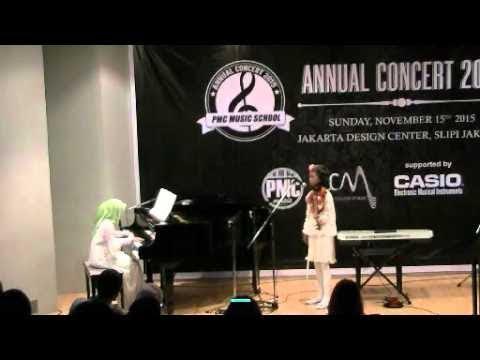 2SC - Song From A Secret Garden - Piano Violin Duet