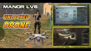 Unlock Drone [Manor Lv6] - LifeAfter