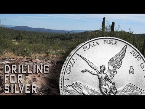 Drilling For More Silver In Mexico