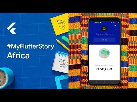 #MyFlutterStory - Stories From Developers in Africa Using Flutter