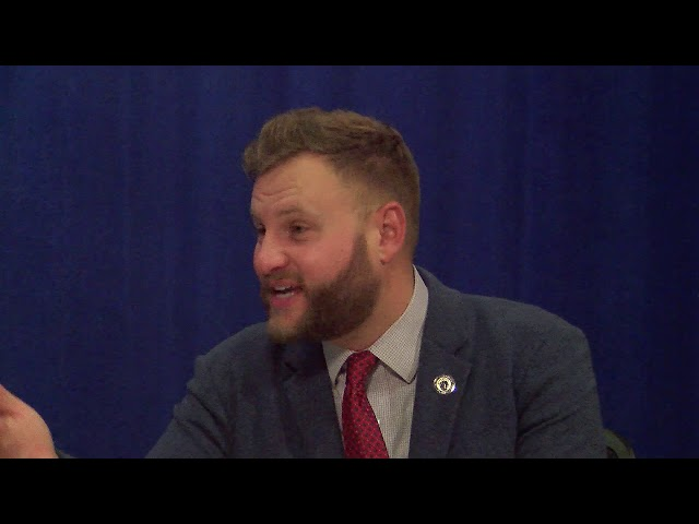 Conversation w Julian Cyr - Democrat Candidate for Senate - Cape & Islands