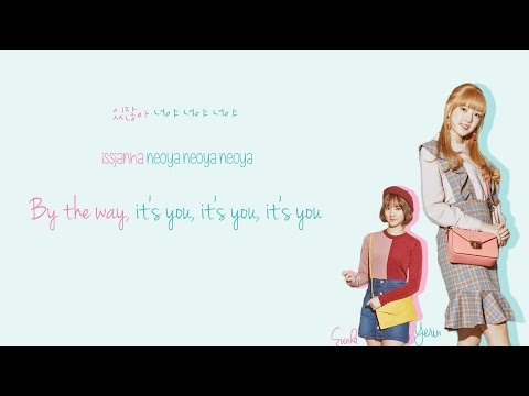 GFriend - Please Save My Earth (Color-Coded-Lyrics (Han/Rom/Eng))