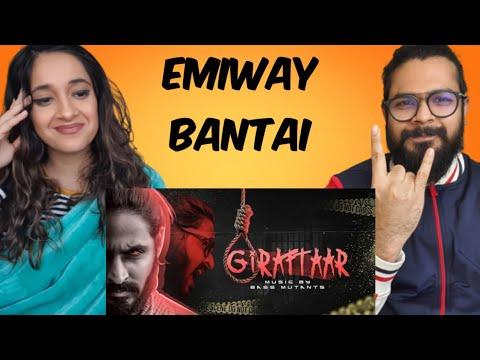 EMIWAY BANTAI-GIRAFTAAR REACTION