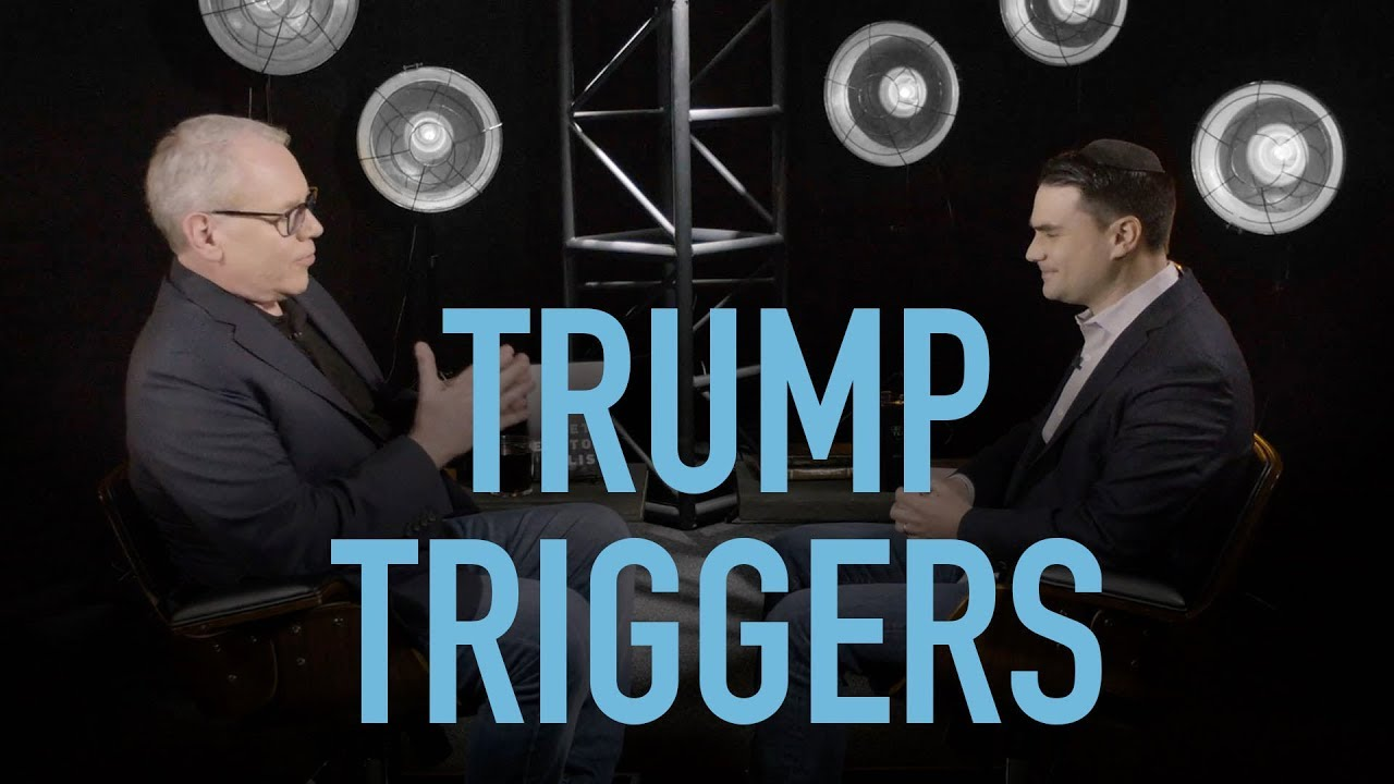What About Trump Really Triggers The Left?