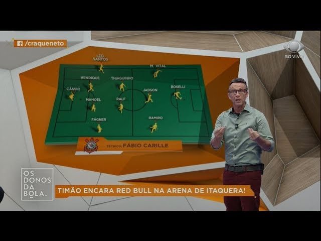 Os Donos da Bola - 30/01/2019 - Parte 2