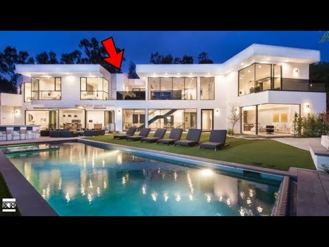GTA 5 JIMMY REAL LIFE MOD #5 OFFICIAL NEW MANSION!