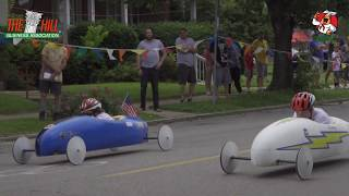 The Hill Soap Box Derby