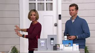 All-New Ring Video Doorbell 2 HD Monitoring w/ Chime Pro & 3-Yr Warranty on QVC