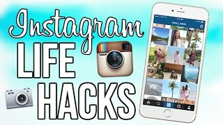Instagram Life Hacks That ACTUALLY WORK | How to zoom in on Instagram pictures!