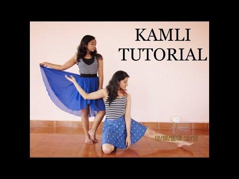 Kamli Tutorial | Dhoom 3 | Katrina Kaif | Dynamic Dance Duo