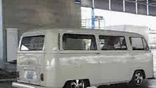 AirMighty at the International VW Bus Meeting - Part #2