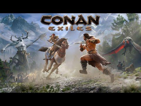 Впервые пытаемся выжить в Conan Exiles