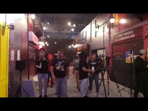 Inside the Huge Netflix Area at AsiaPop Comicon Manila 2017 Part 2
