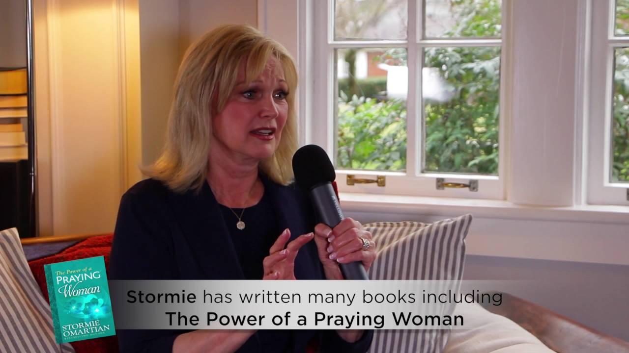 Stormie Omartian: Three Tips on Prayer