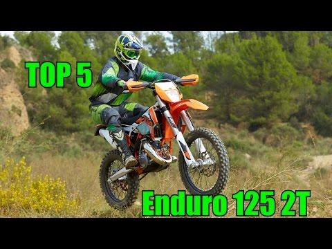 Top 5 Enduro 125 2T/Strokes