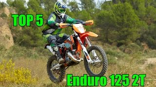 Top 5 Enduro 125 2T/Strokes