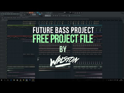 FL STUDIO: Future Bass Project - Free FLP | like...