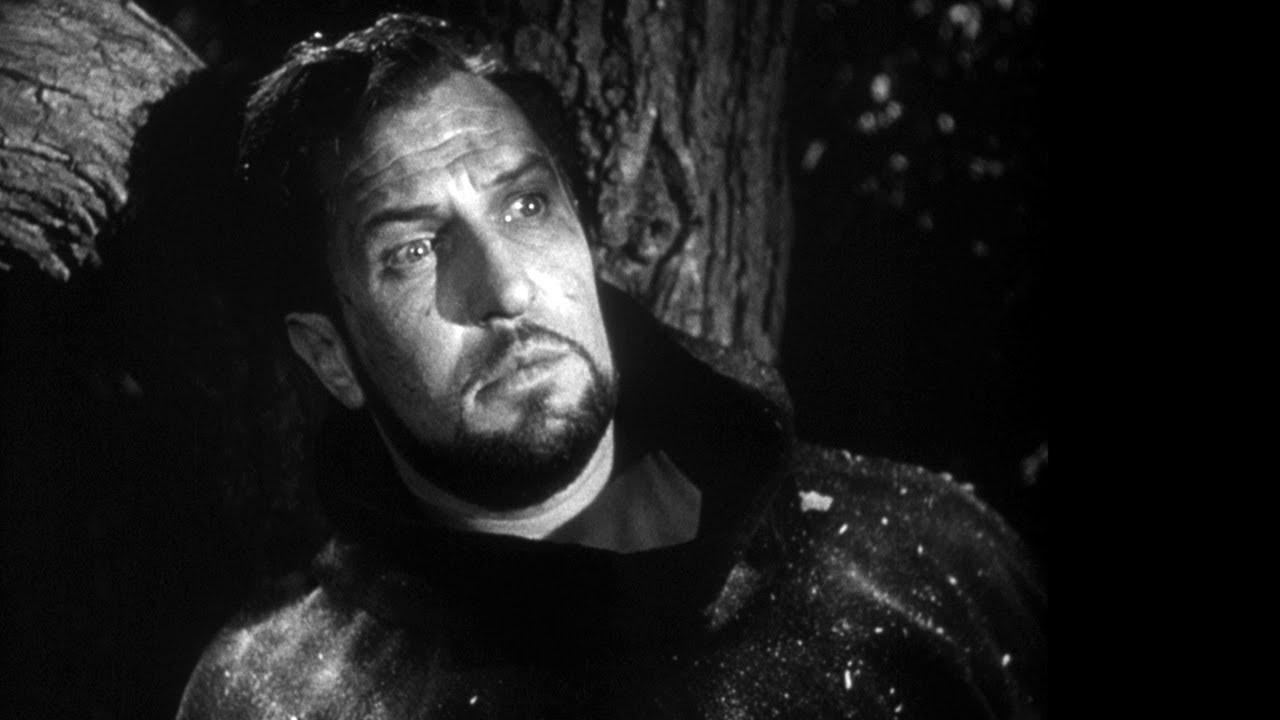 Vincent Price in The Baron of Arizona