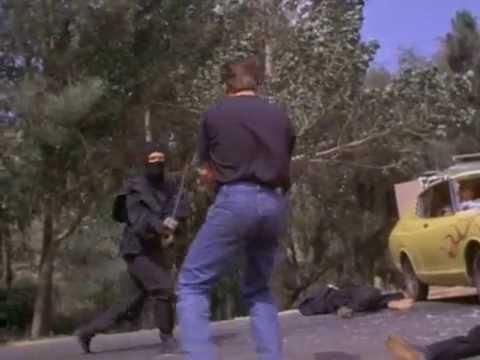 American Ninja 4: Michael Dudikoff vs Ninjas